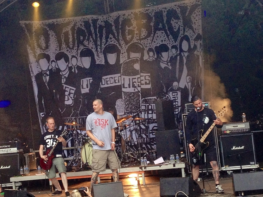 Riez Open Air 2015 – No Turning Back