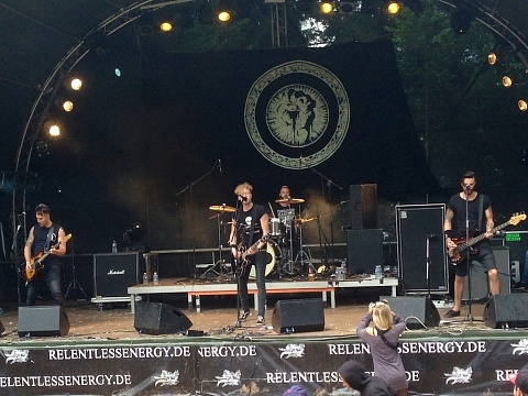 Riez Open Air 2015 – Rogers