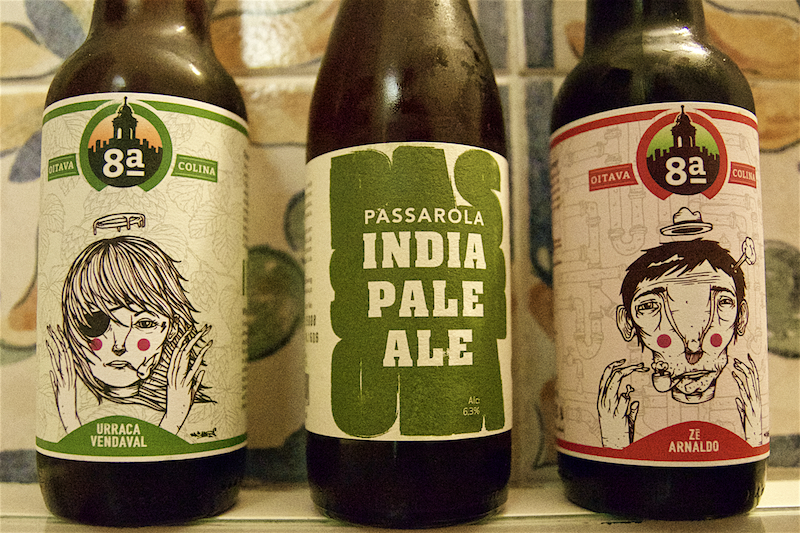 Craft Beer in Lissabon