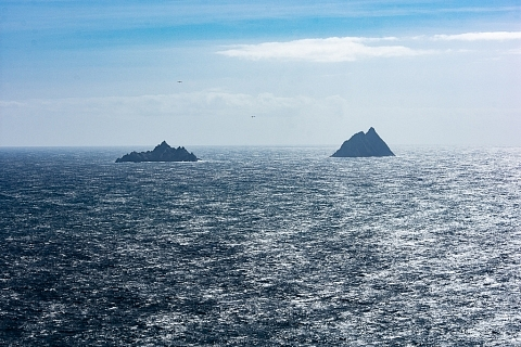 Ring of Kerry - Bray Head, Skellig Islands