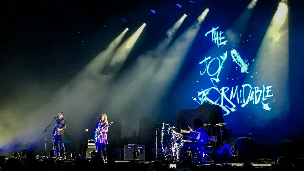 The Joy Formidable, Le Galaxie Amneville, Nov. 2016