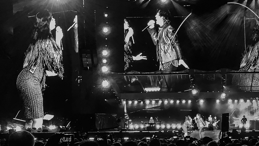 The Rolling Stones, Hamburg Stadtpark, 9. September 2017
