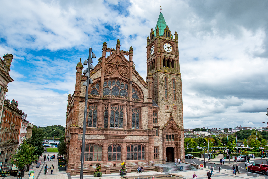 Derry - Guild Hall