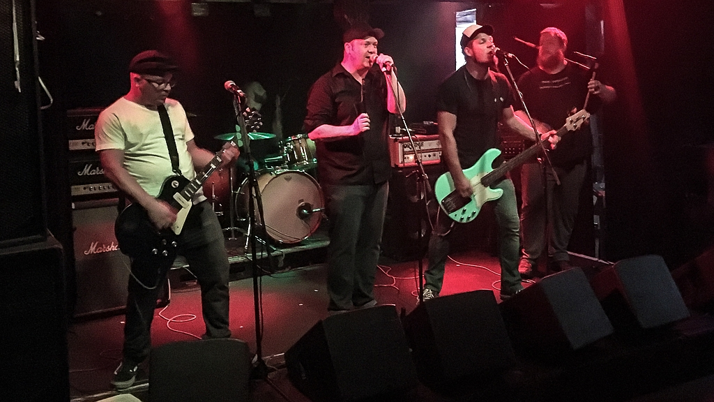 The Feelgood McLouds @ Exhaus Trier, 27. September 2017
