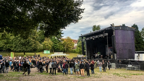 Rockaway Beach Open Air, Losheim 2017