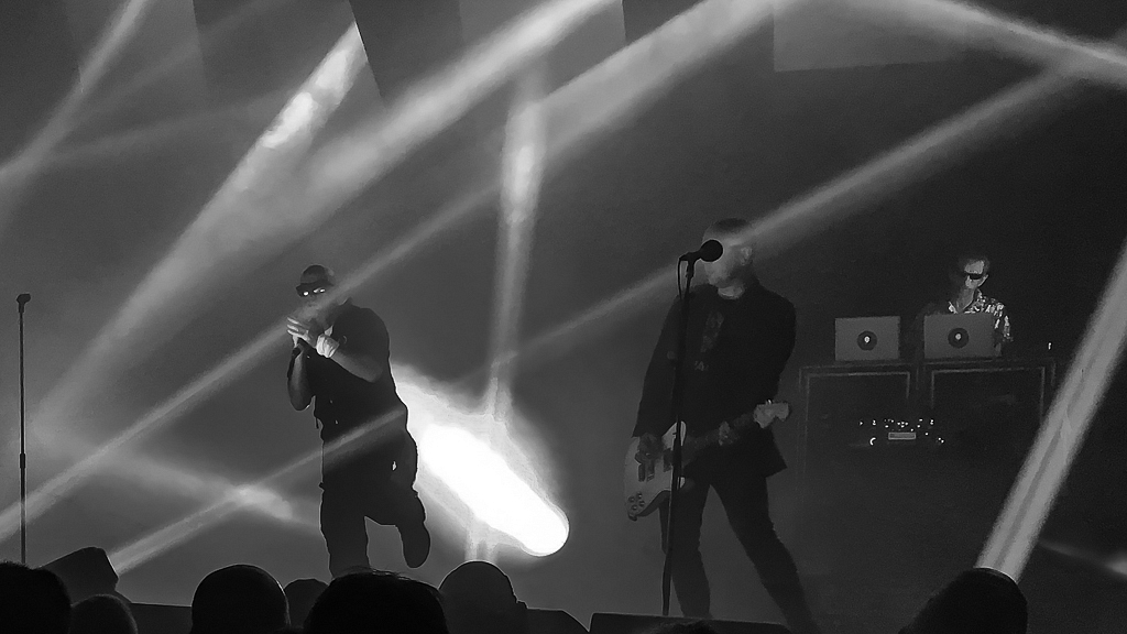 The Sisters of Mercy, Rockhal Esch/Alzette, 26. September 2017
