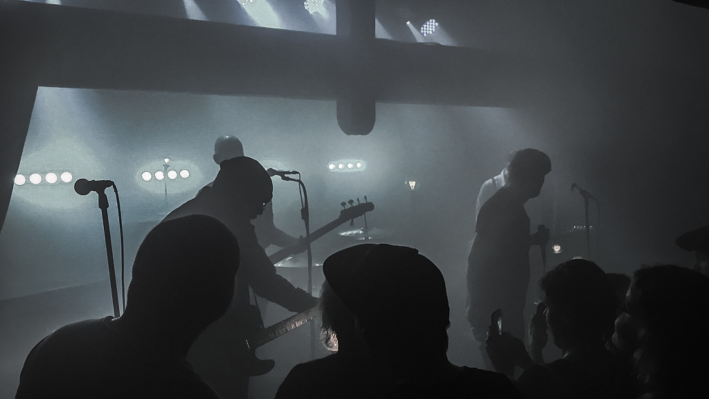 Turbostaat & Atmen, weiter, Exhaus Trier, 17. August 2018