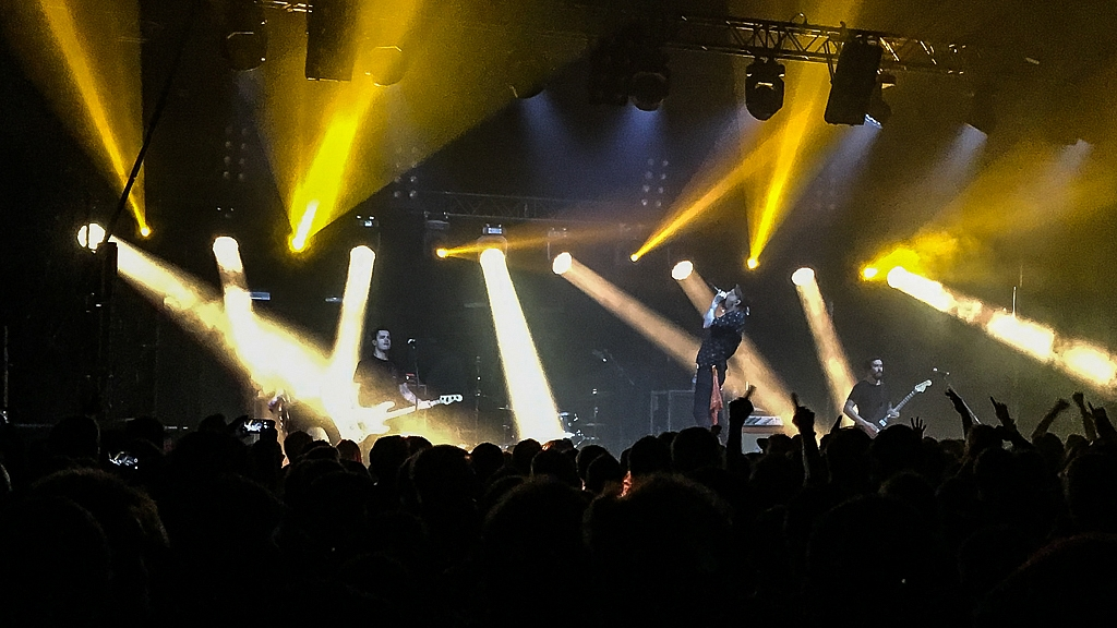 Architects, Beartooth, Polaris - Luxexpo The Box Luxemburg, 21. Januar 2019